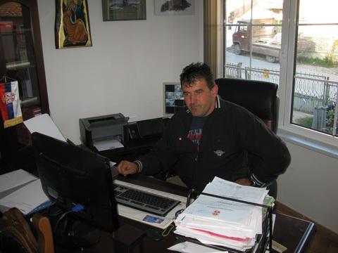 Direktor Zvonko Milenković